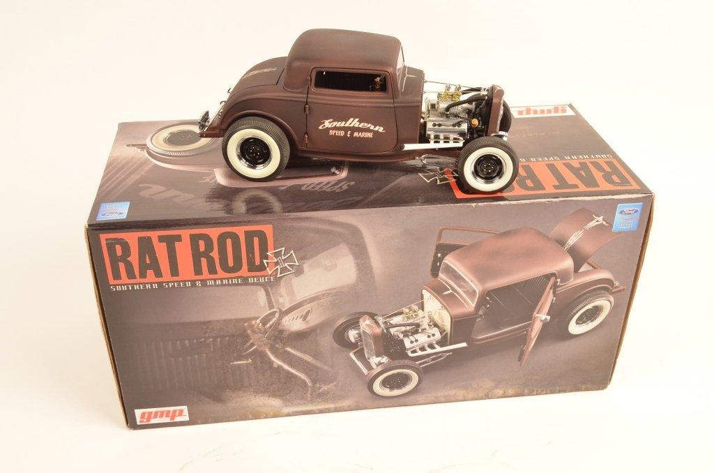 Rat Rod Die Cast 1:18 Scale Model Car