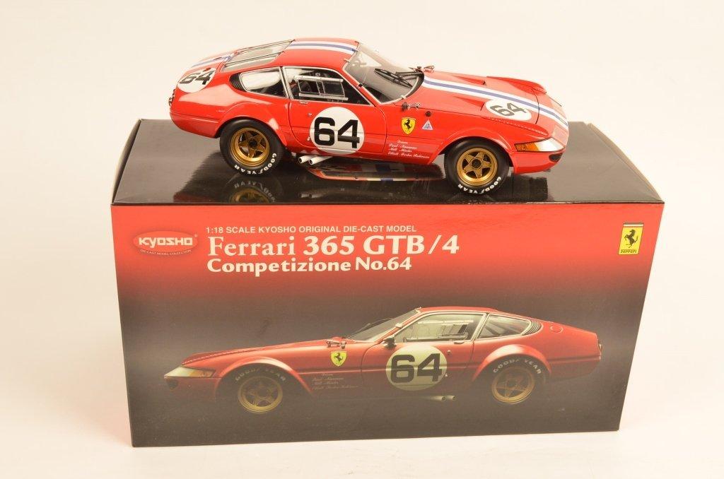 Ferrari 365 GTB/4 Competizione No.64 Die Cast 1:18