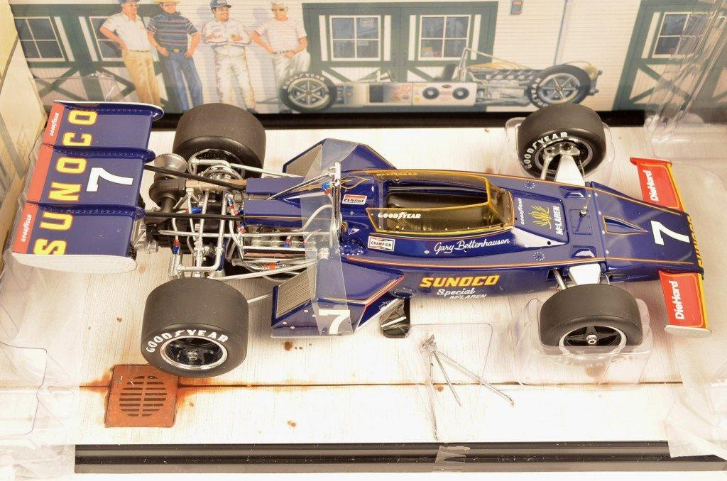 Carousel McLaren M16B 1972 Indianapolis 500 1:18