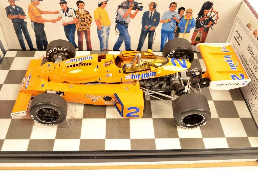 Carousel McLaren M16B 1976 Indianapolis 500 Winner