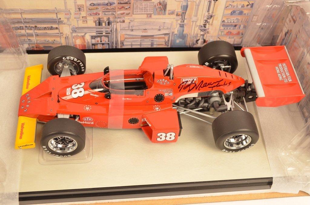 1:18 McLaren M16B 1977 Milwaukee 200 (USAC)