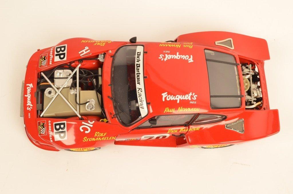 Carousel Porsche 935 1:18 Scale Die-Cast Model Car - 3