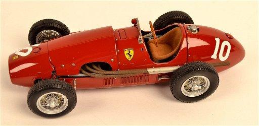 Exoto Ferrari 500 F2 Die-Cast 1:18 Scale Model
