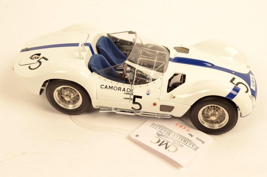 CMC GmbH Maserati Tipo 61 Die-Cast 1:18 Scale
