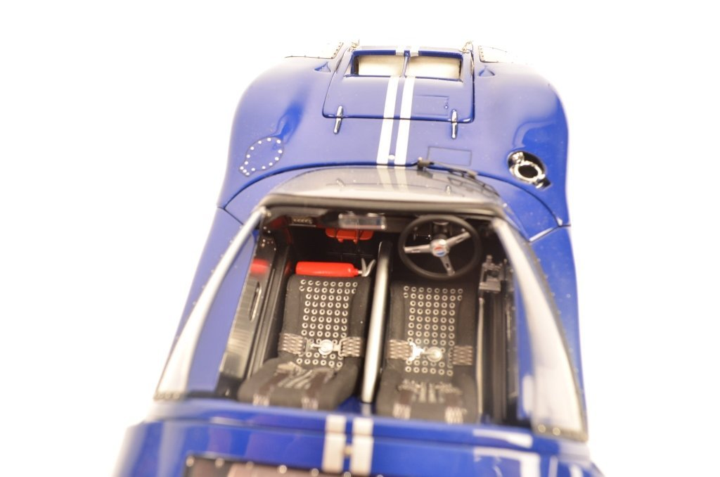 Exoto 1:18 Die Cast Model Ford GT40 - 3