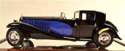 Bauer Bugatti Royale Coupe de Ville 1:18 Die-Cast