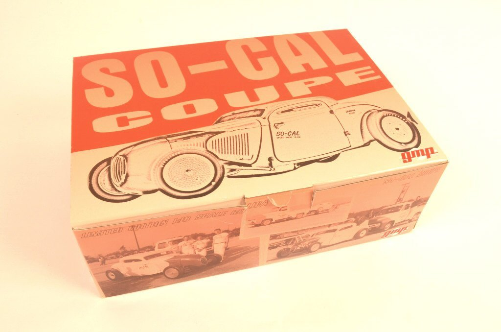 GMP So Cal Coupe 1:18 Scale Model Car Die Cast