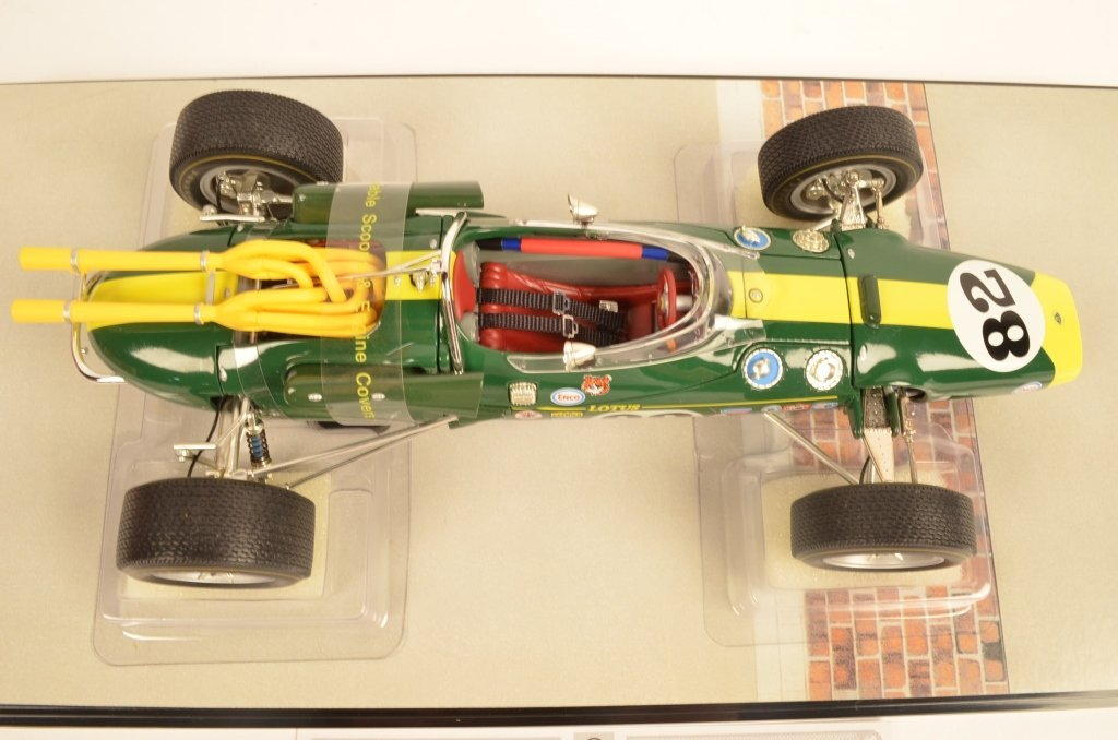 Carousel #82 Jim Clark/ Lotus 38 1:18 Die Cast Car - 3