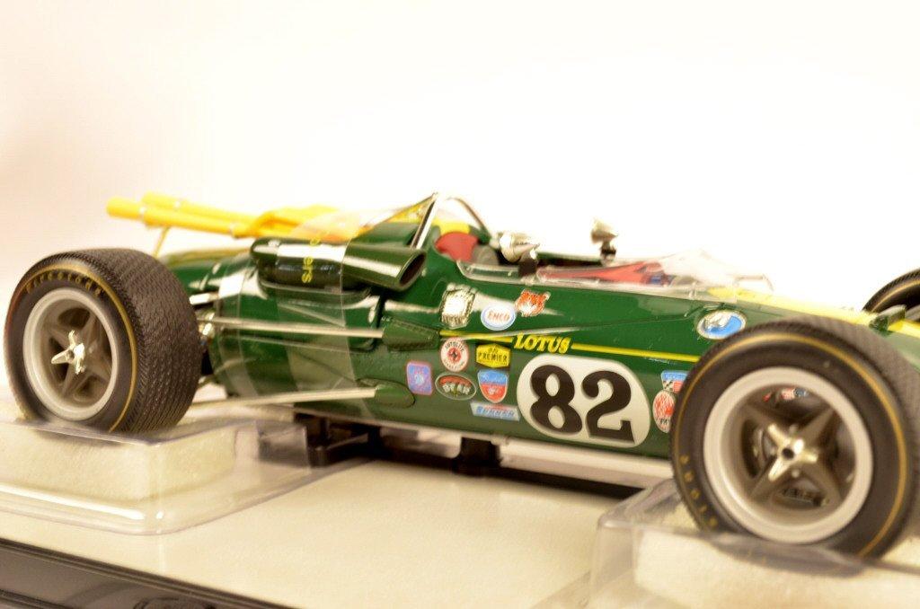 Carousel #82 Jim Clark/ Lotus 38 1:18 Die Cast Car - 4