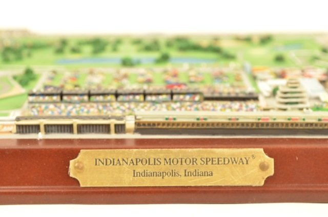 Danbury Mint Indianapolis Motor Speedway Replica - 6