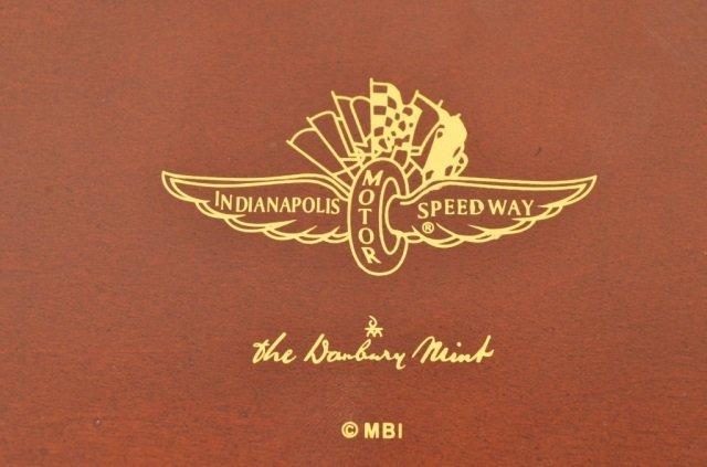 Danbury Mint Indianapolis Motor Speedway Replica - 8