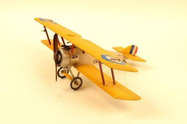 Sopwith Camel AP243 Small Model Wood Plane