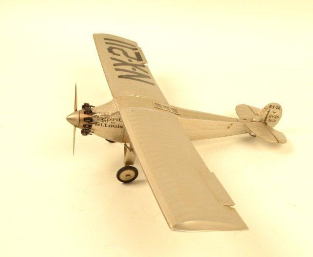 "AP250 ""Spirit of St. Louis"" N-X- Model Plane 1:48"