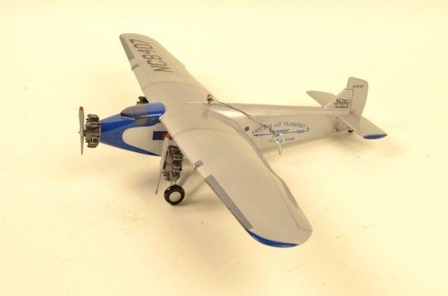 SE/ Ford Trimotor Eastern Air Transport Model