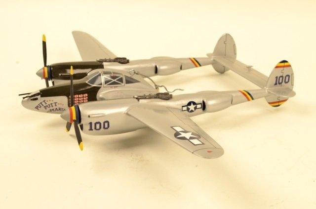 Putt Putt Maru 100 Model Plane Collectible