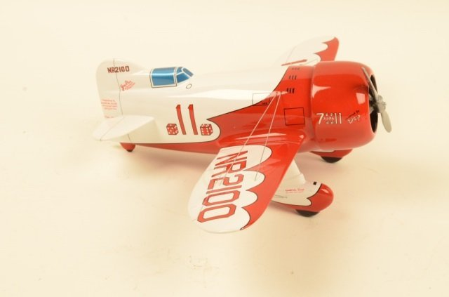 R-1 Super Sportster NR2100 Model Plane Replica
