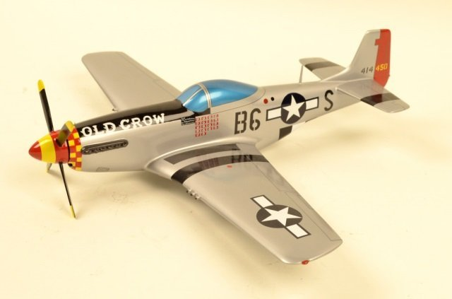 """""""Old Crow"""" S B6 414450 Model Plane Collectible"""