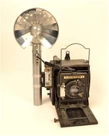 Vintage Speed Graphic Graflex Camera