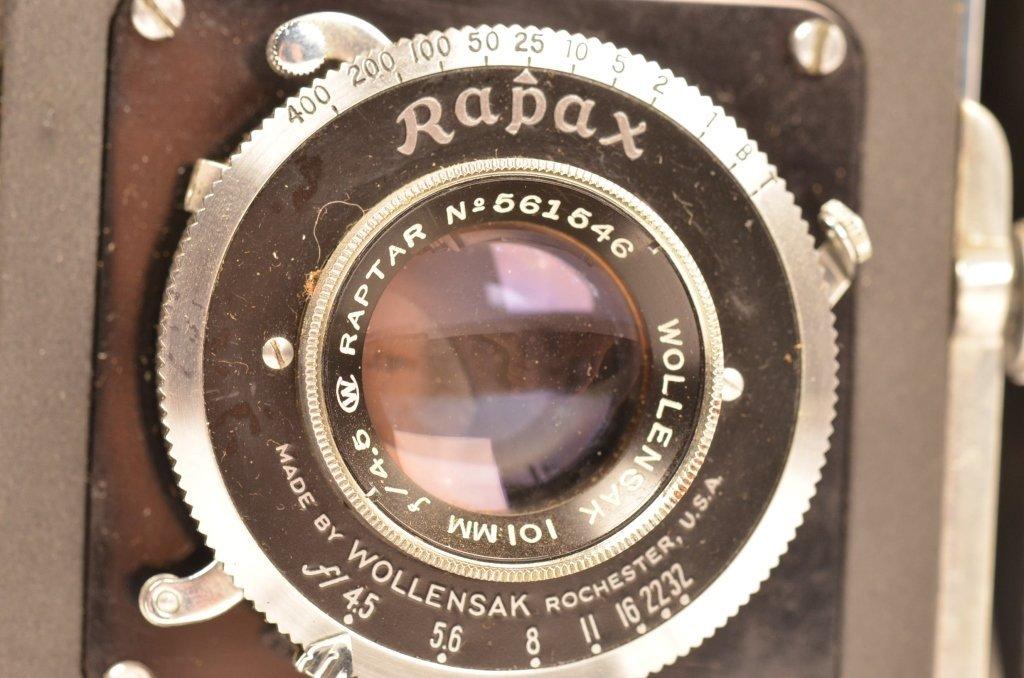 Busch Pressman Model C Vintage Camera - 2