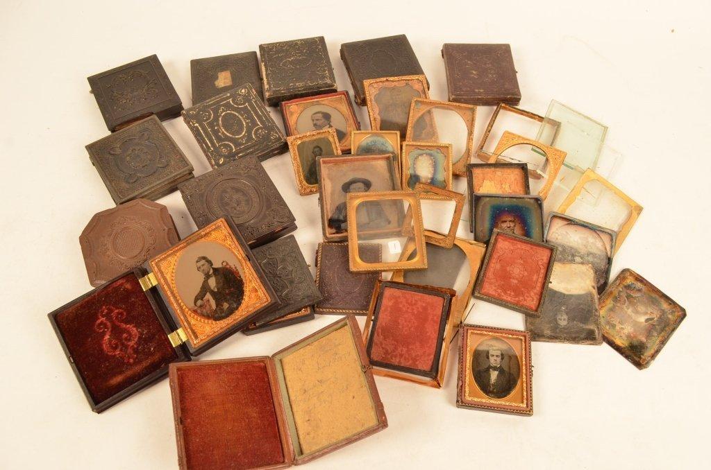 Daguerreotype Cases Parts and Pieces