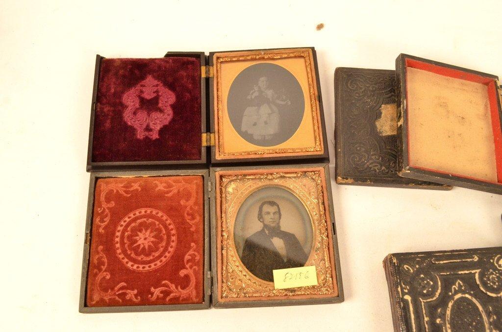 Daguerreotype Cases Parts and Pieces - 3
