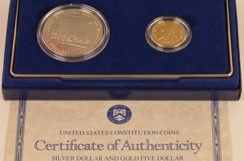 United States Constitution Coins