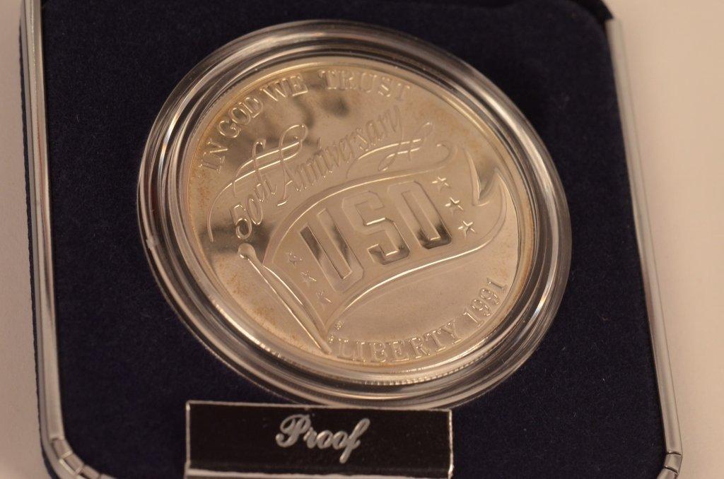 Mount Rushmore Anniversary Coins Preserve America