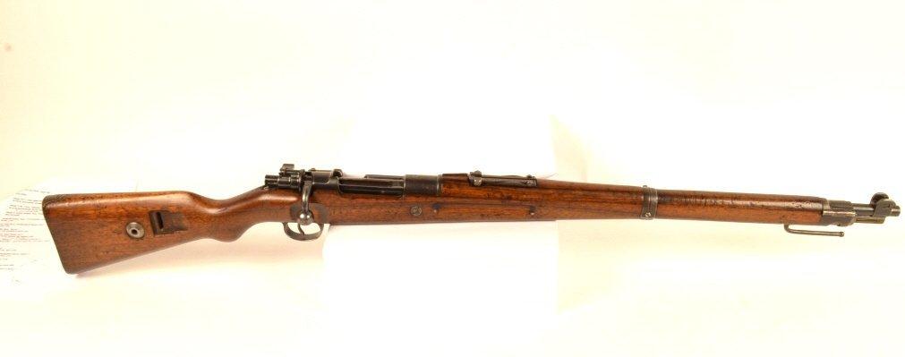 """1917 Erfurt """"Fax 98"""" Mauser Rifle"""