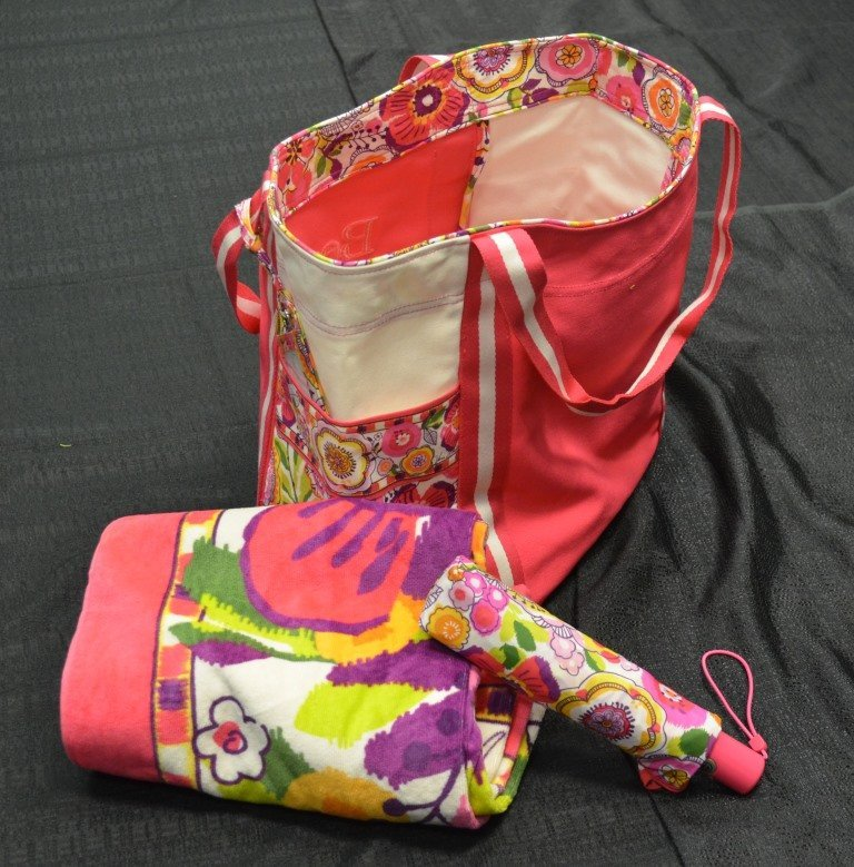 VERA BRADLEY & PERFECT PEAR PACKAGE - $217 Value