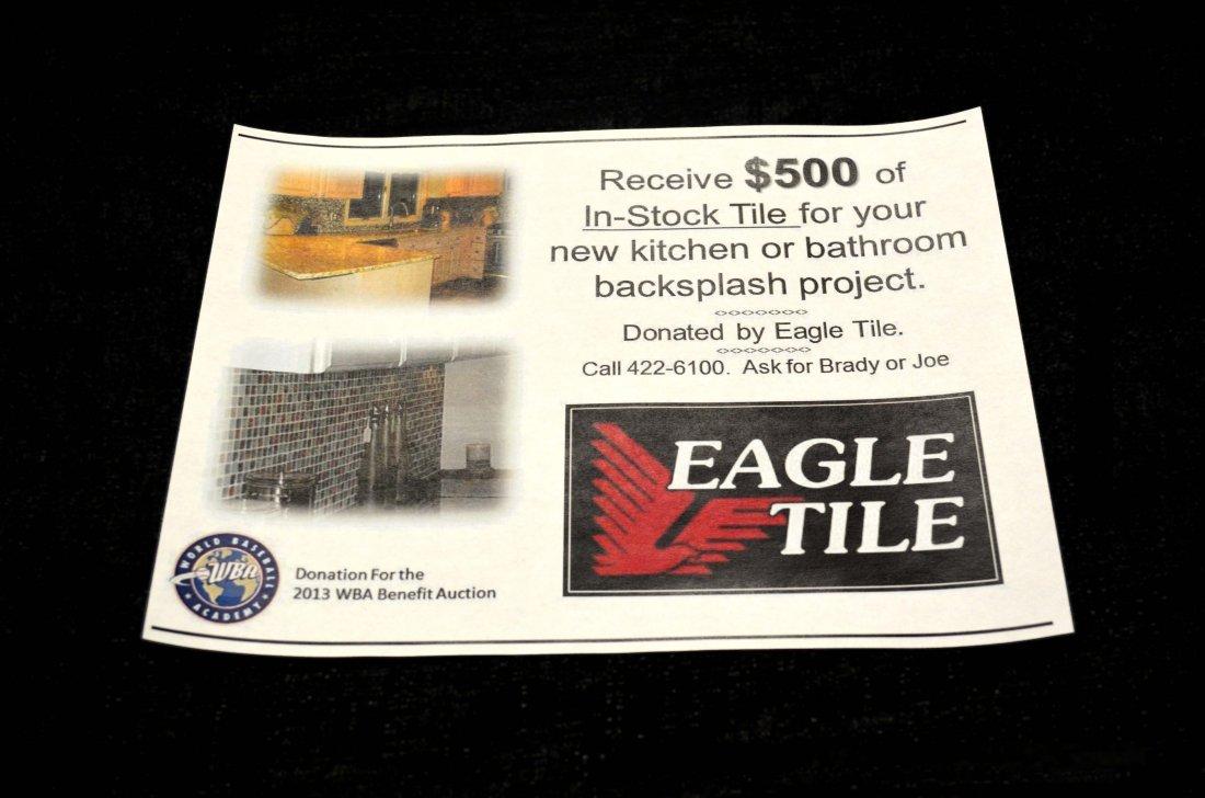 BEAUTIFUL TILE BACKSPLASH FOR KITCHEN - $500