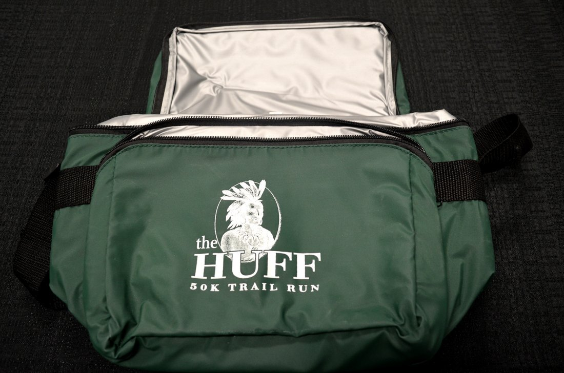 The Huff 50K Trail Run Package: $100 value - 8