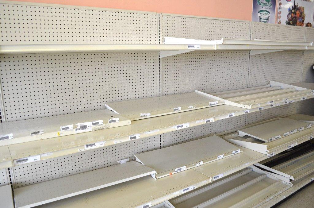 6 Section Peg Board Wall Unit W/ 6 Shelves