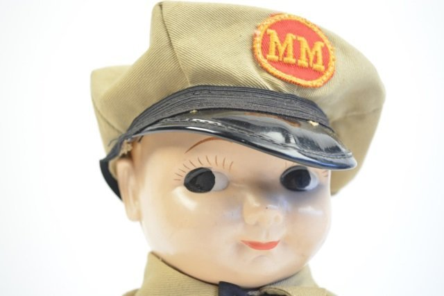 Minneapolis Moline Advertising Buddy Lee Doll - 2