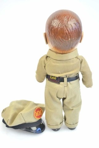 Minneapolis Moline Advertising Buddy Lee Doll - 4