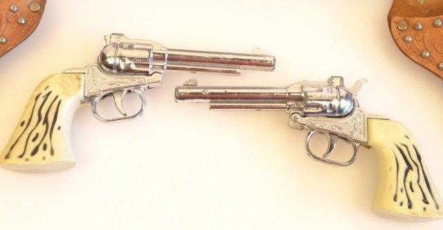 Roy Rogers Cap Guns & Holsters