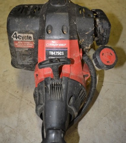 *Troy Bilt Electric String Trimmer/Weed Wacker - 2