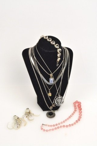 Sterling and Vintage Jewelry