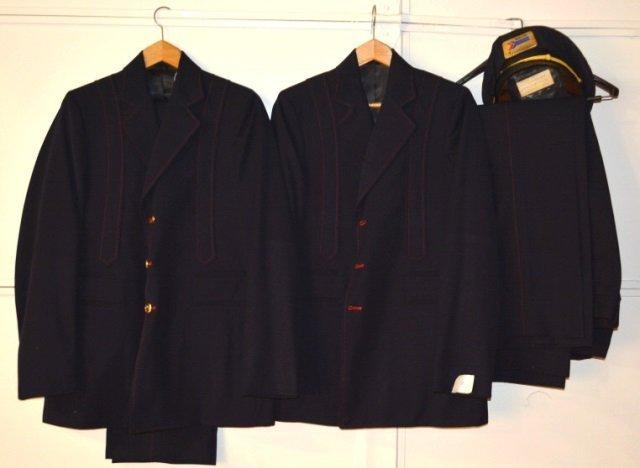Trainman Amtrak RR Uniforms