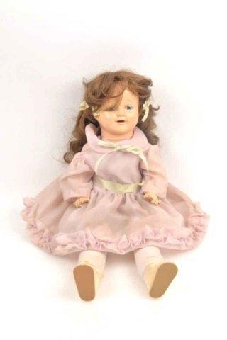 *E.I.H Co. Composition Doll