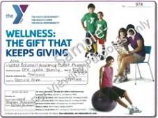 JORGENSEN FAMILY YMCA MEMBERSHIP - $852 VALUE