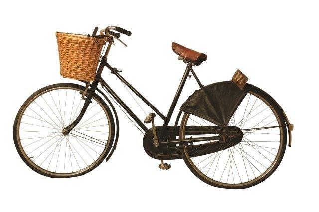 Vintage Prewar BSA Bicycle W/ Original Add-Ons