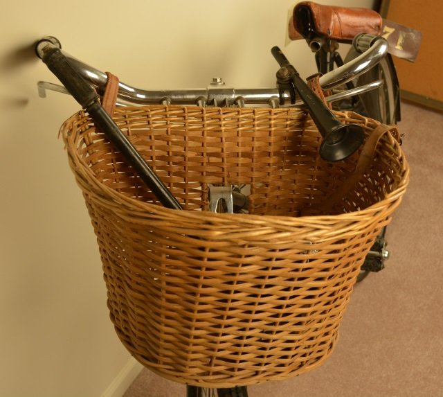 Vintage Prewar BSA Bicycle W/ Original Add-Ons - 3