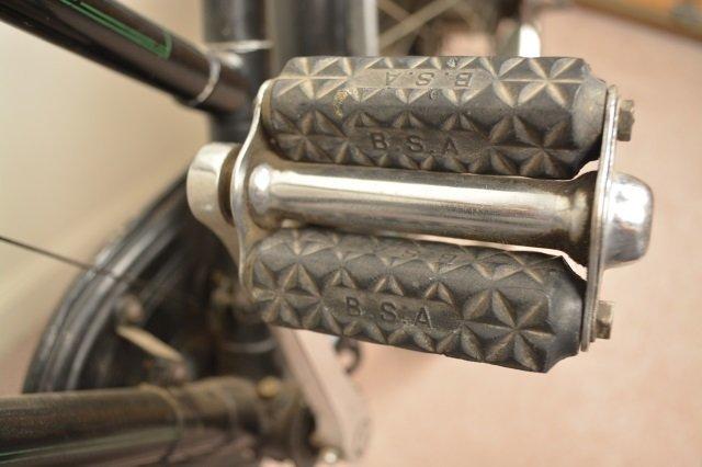 Vintage Prewar BSA Bicycle W/ Original Add-Ons - 5
