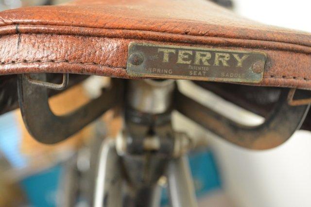 Vintage Prewar BSA Bicycle W/ Original Add-Ons - 7