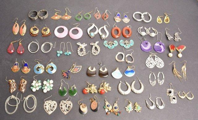 *40+ Ladies Vintage & Fashion Earring Assortment