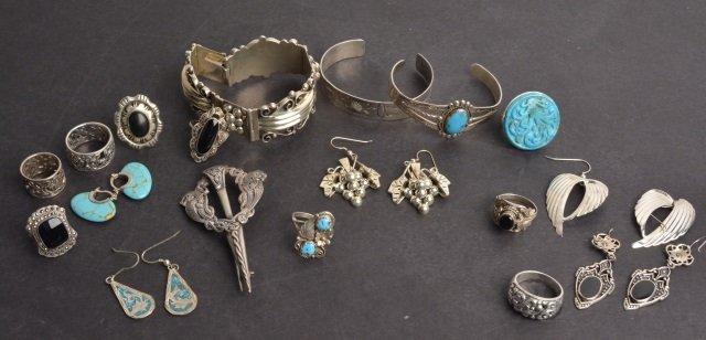 Ladies Sterling Jewelry