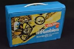 *Hot Wheels Rumblers Roarin' 8 Collector's Case