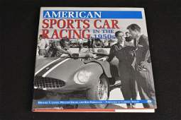 *American Sports Car Racing in The 1950's