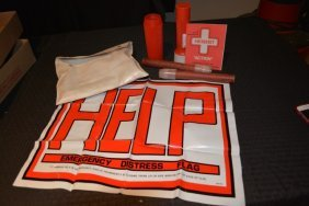 Ih Roadside Emergency Distress Kit