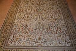 Perisan Tabriz Hand Woven 10 1 x 8 Rug